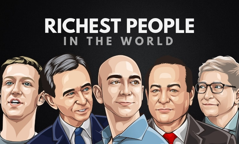 top worlds billionaires present on forbes 34th annual list
