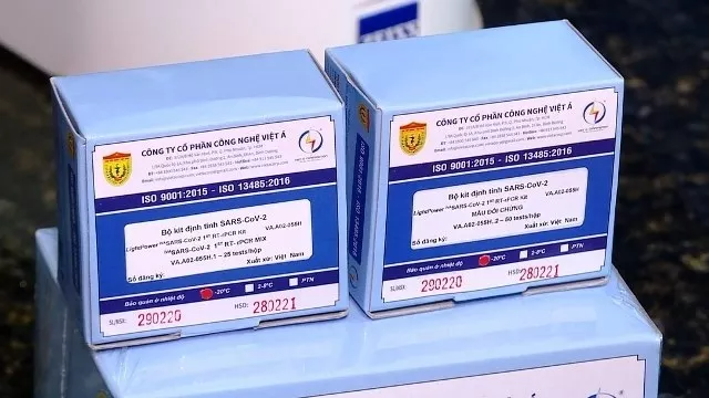 who approves vietnamese covid 19 test kits exported to europe