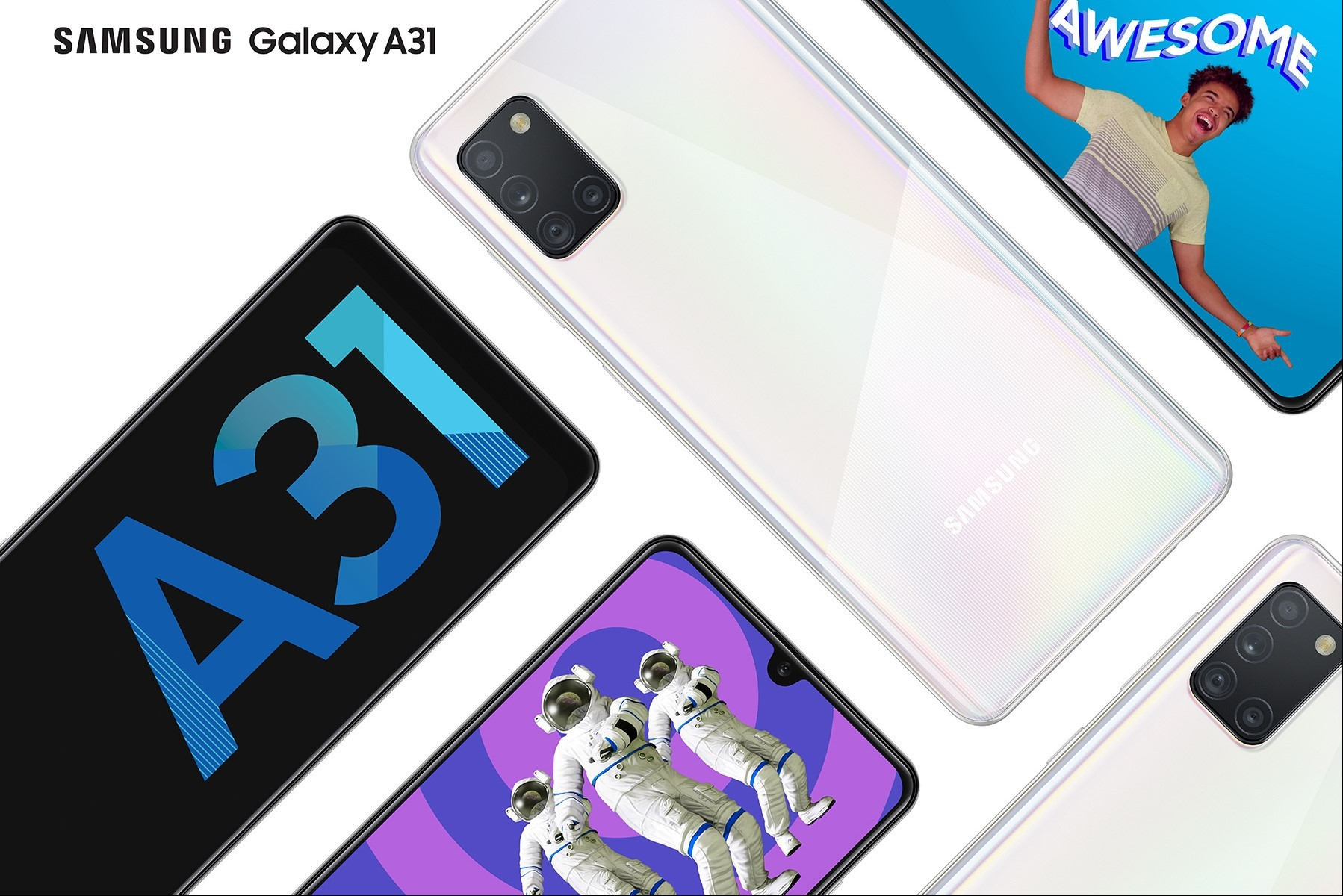 Samsung to release new low-cost smartphone featuring five cameras
