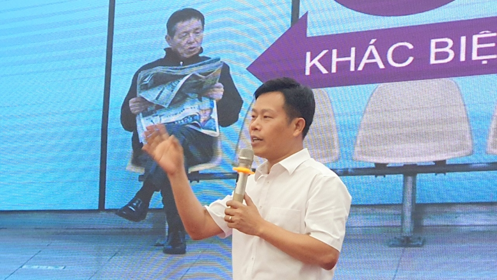 ca mau launching network for young civil servants and officials