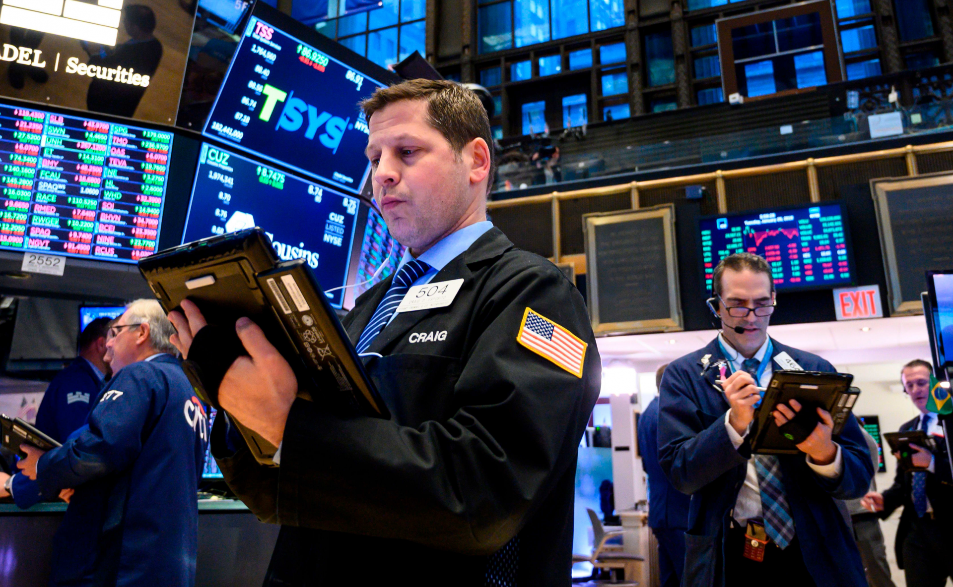 stock price today us stock markets are down stock makes big moves in pre market