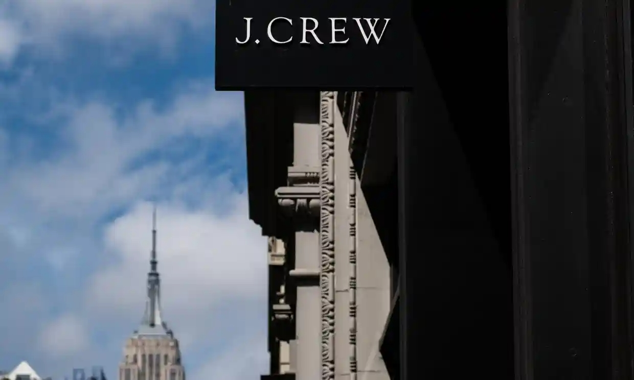 us fashion chain jcrew may face bankruptcy due to covid 19 induced heavy debt load