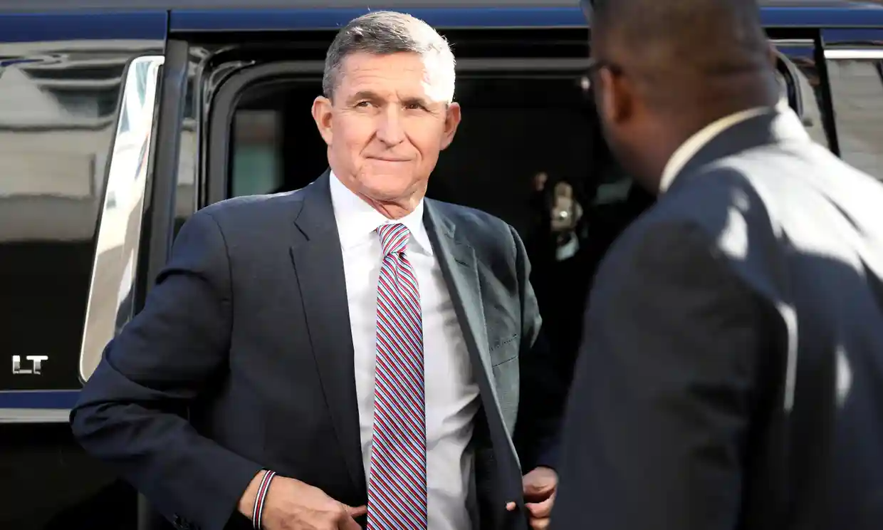 Michael Flynn: Criminal case out, queries in