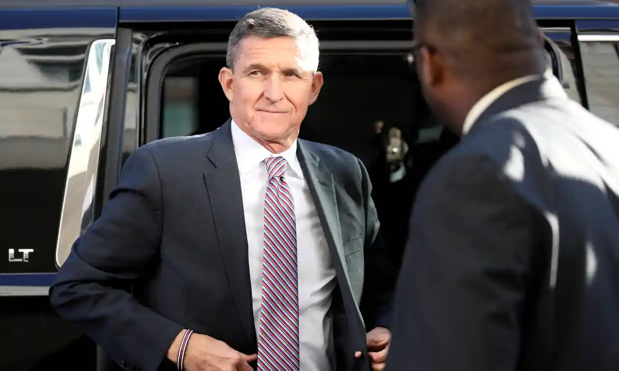 michael flynn criminal case out queries in