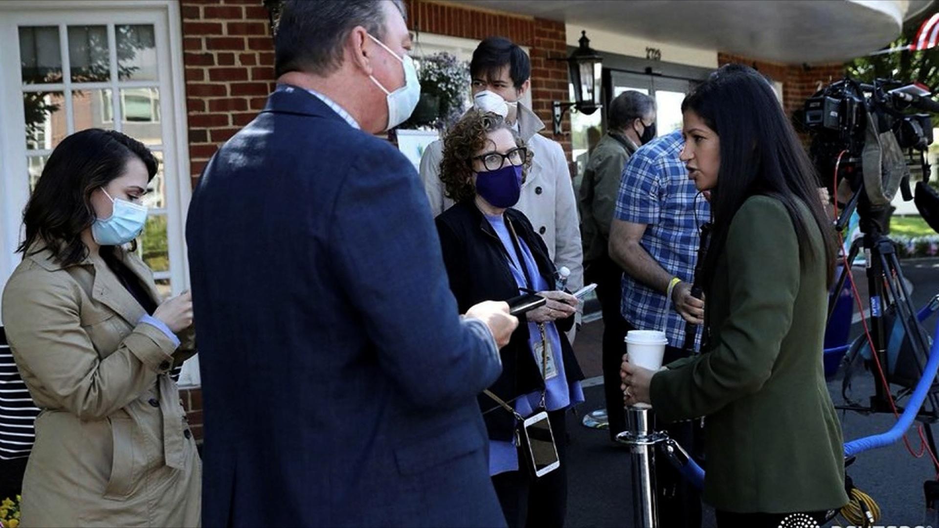Katie Miller, US Vice President's spokeswoman, tests positive for coronavirus