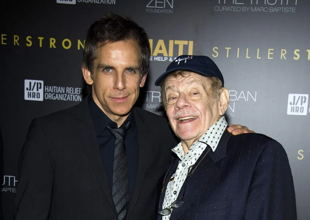 jerry stiller legendary comedian and seinfeld actor dies at 92