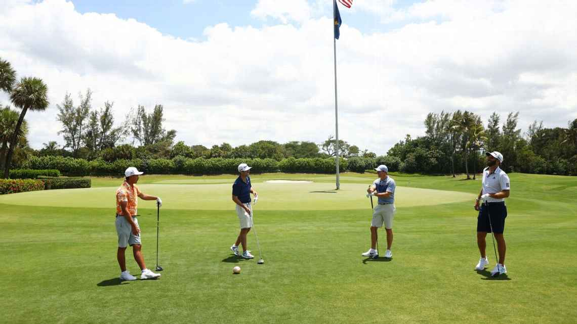 golf match results rory mcilroy takes down rickie fowler