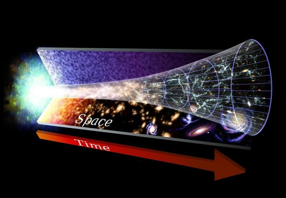 nasa unveils possible evidence of parallel universe where rules of physics go backward