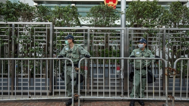 world news today china says hong kong affairs are internal affairs no external interference allowed