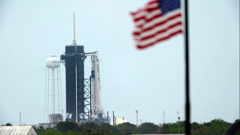 SpaceX launch time: Impacted by weather