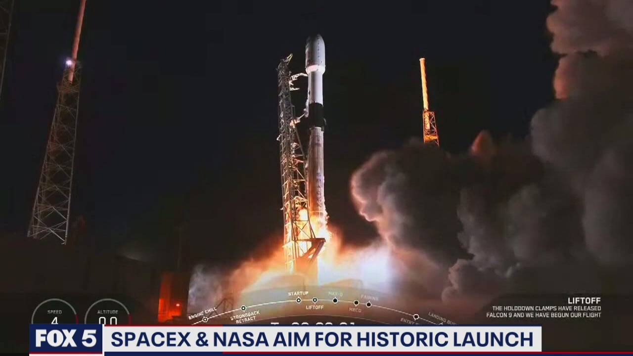 space x unfavorable weather prevents falcon 9s liftoff next attempt on saturday