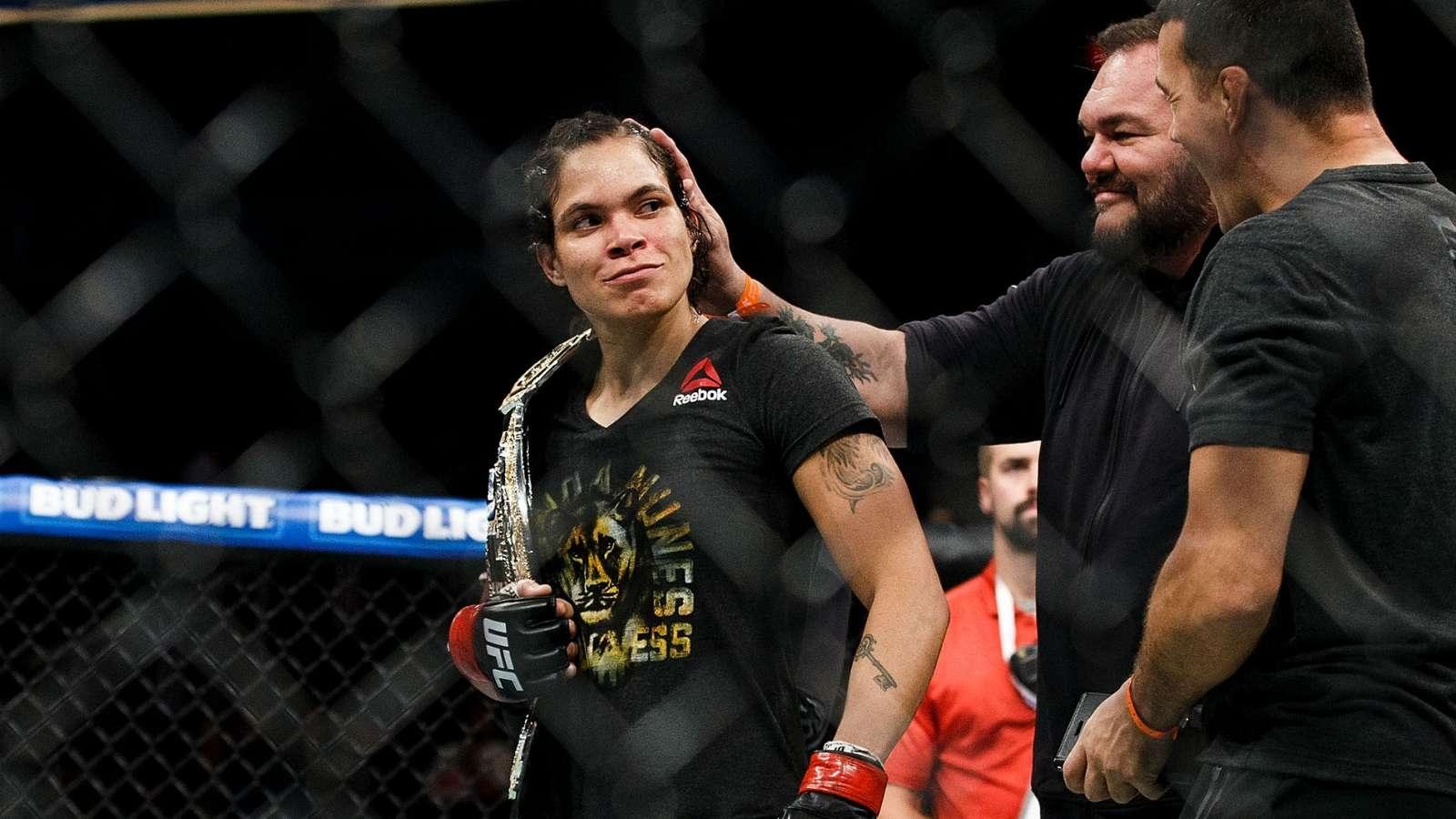 UFC 250:TV, Live stream, Start time for Amanda Nunes vs.  Felicia Spencer fight