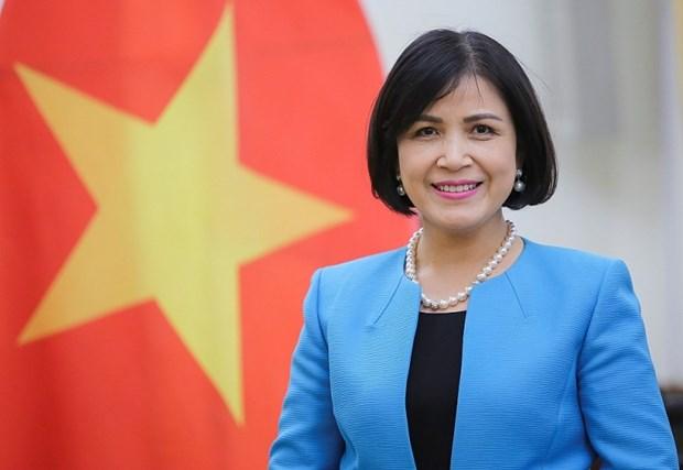 vietnam attends gichds executive council meeting
