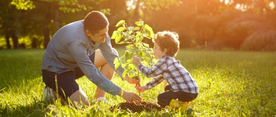 0148 dad son planting tree father 940x400