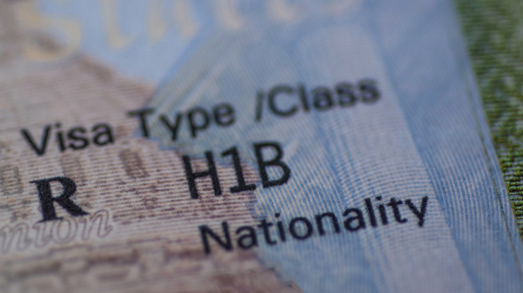 what is h 1b visa programme suspended by trump