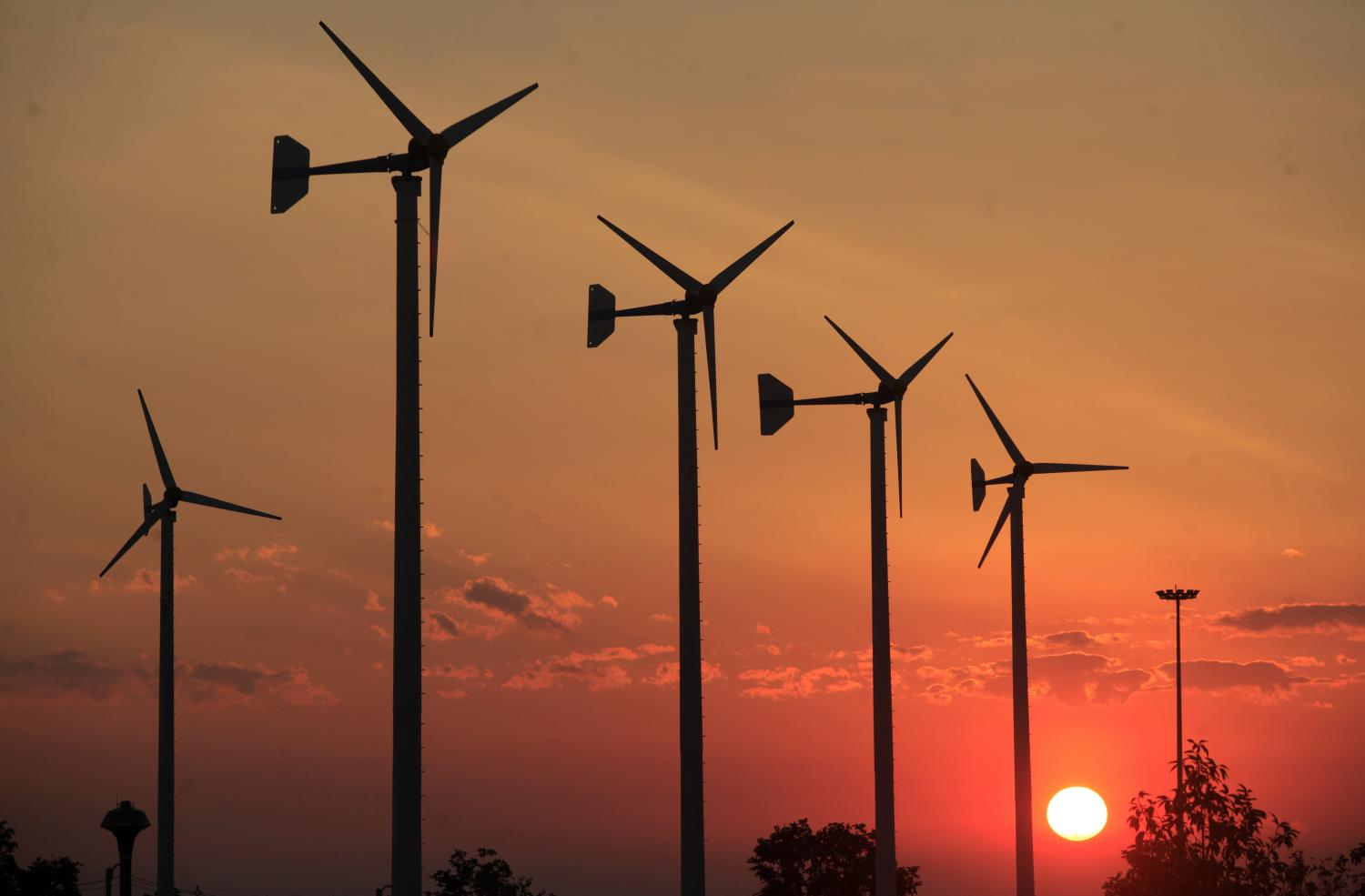 Thailand's Gulf to acquire two Vietnamese wind farms