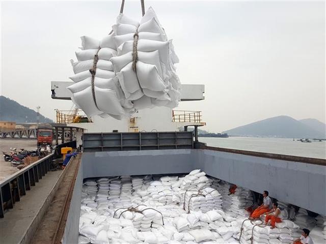 vietnams road to push rice export to eu under evfta