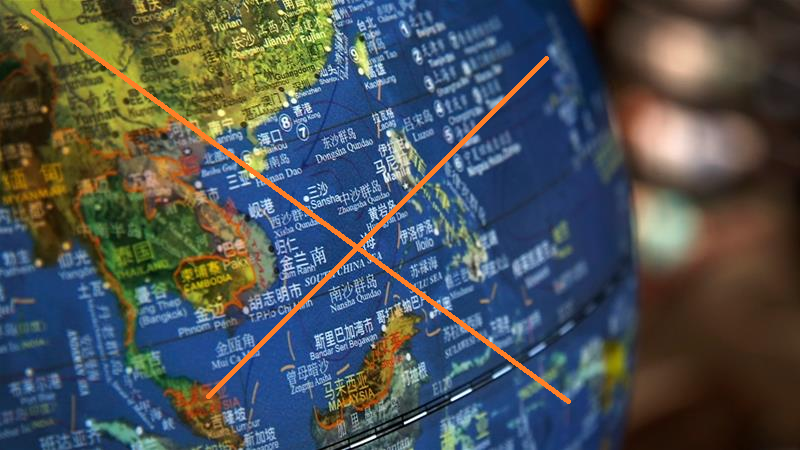 us rejects nearly all chinese claims to territory in south china sea