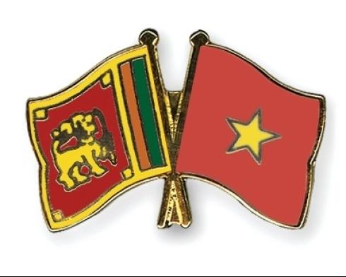 congratulations on 50th founding anniversary of vietnam sri lanka diplomatic ties