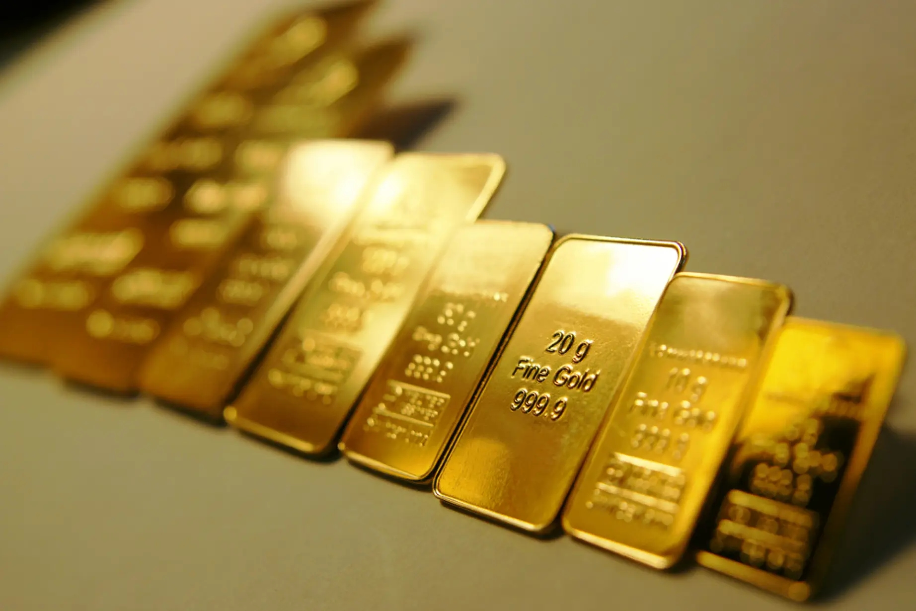 Gold price today: Overvalued equities are buoying gold price