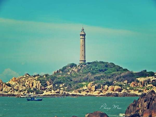Discover most ancient lighthouse in the southern coastal city of Vietnam