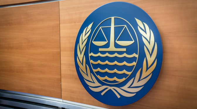 Chinese diplomat elected member of the International Tribunal for the Law of the Sea (ITLOS)