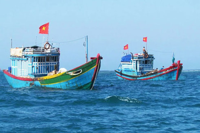 vietnam fisheries society protests indonesas illegal arrest of vietnamese fishermen
