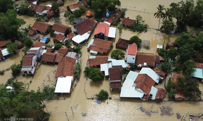 rok offers usd 300000 worth of humanitarian aid to vietnams flood strike
