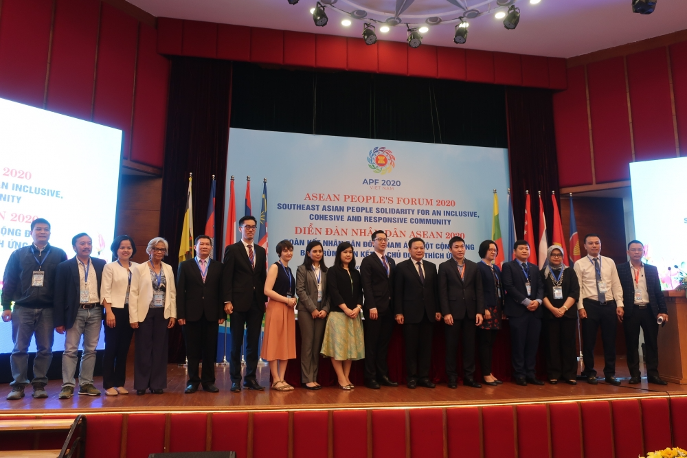 APF 2020: Where ASEAN people join together to handle global challenges
