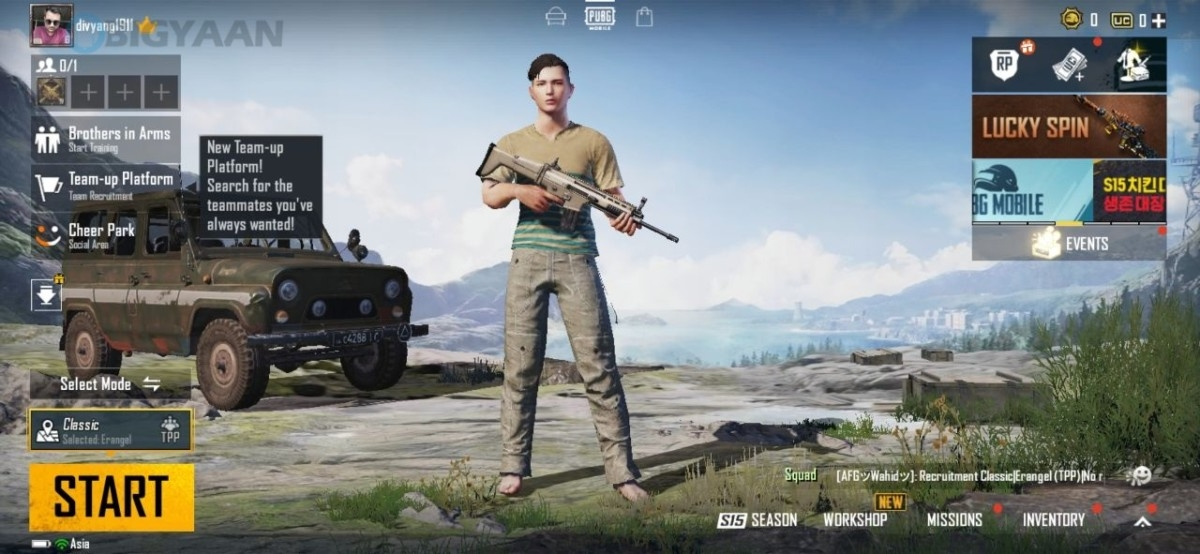 PUBG Mobile - Tip to download PUBG Mobile Korean Version, its advantage and disadvantage