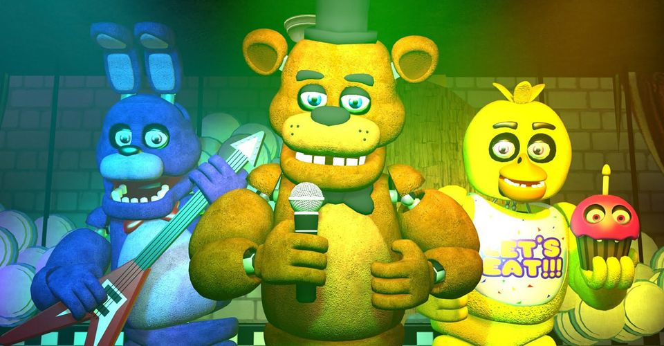 1921 five nights at freddys