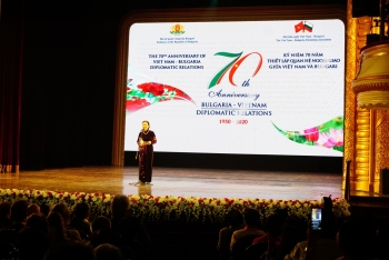 70th anniversary of Vietnam- Bulgaria diplomatic relations: Developing deeply and closely