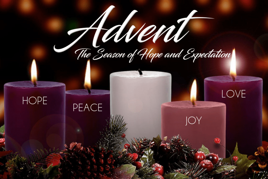 5912 what is advent season