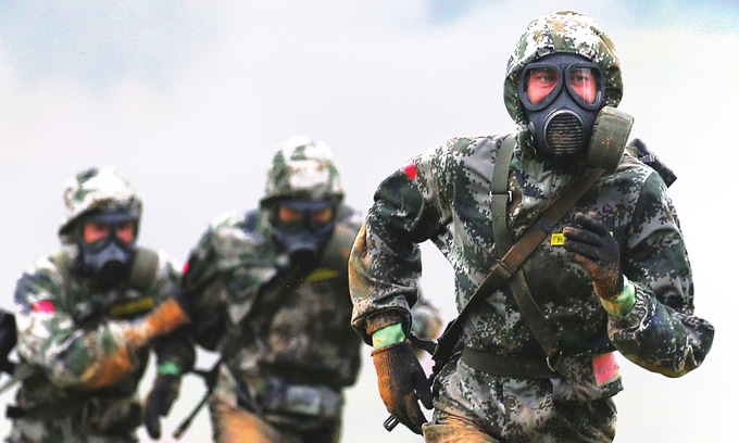 "World breaking news today (December 5):  US says China is preparing to create ""super soldiers"""
