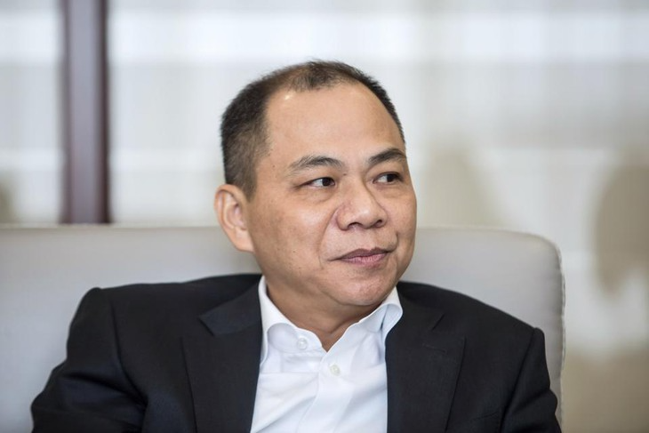 vietnamese tycoon launches sci tech awards among largest prizes in the world