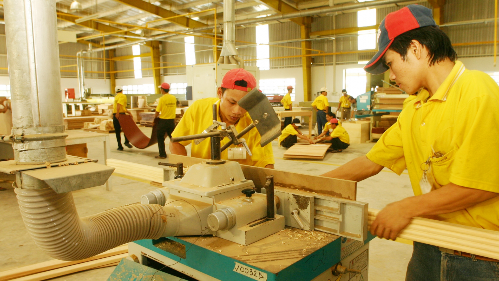 Wood exports in Vietnam to outreach 12 billion USD in 2020