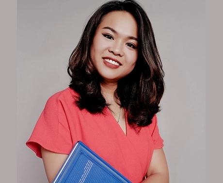 Tran Ngoc Bich- the energetic leader and gentle wind beneath THP Group' wings