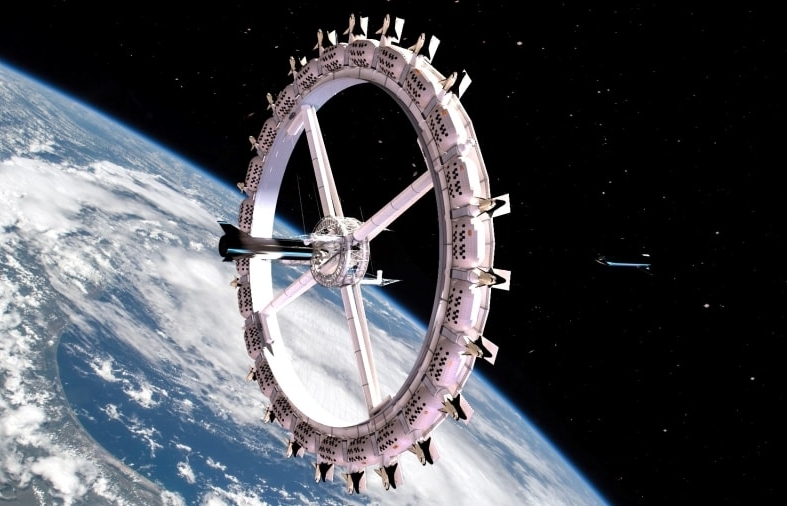 Mankind's first space hotel scheduled to open by 2027