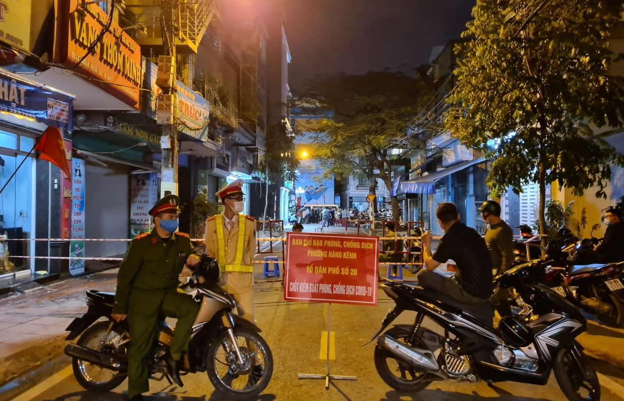 49 locals have close-contact with new Covid-19 patients in Hai Phong