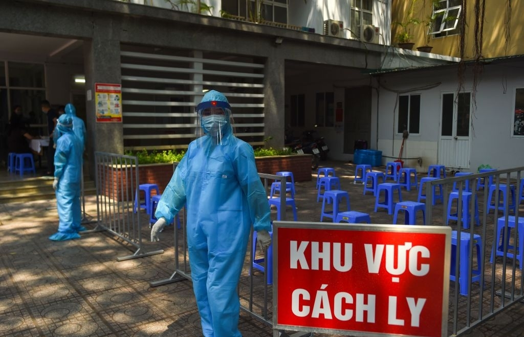 Vietnam reported 7 new cases of COVID-19 infection on March 17