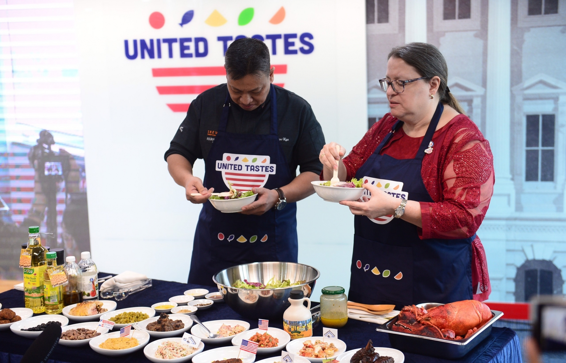 'United Tastes' desires to bring US farm products into Vietnam