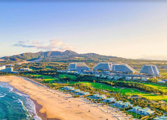 FLC Grand Hotel Quy Nhon – one of the greatest hotel in Vietnam officially comes into operation