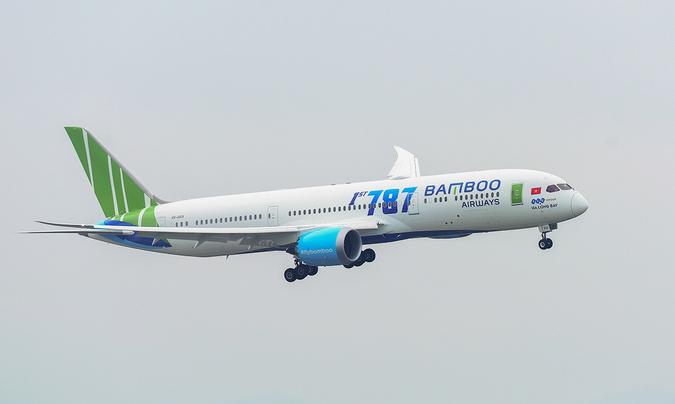 Bamboo Airways granted regular flight slots to the US