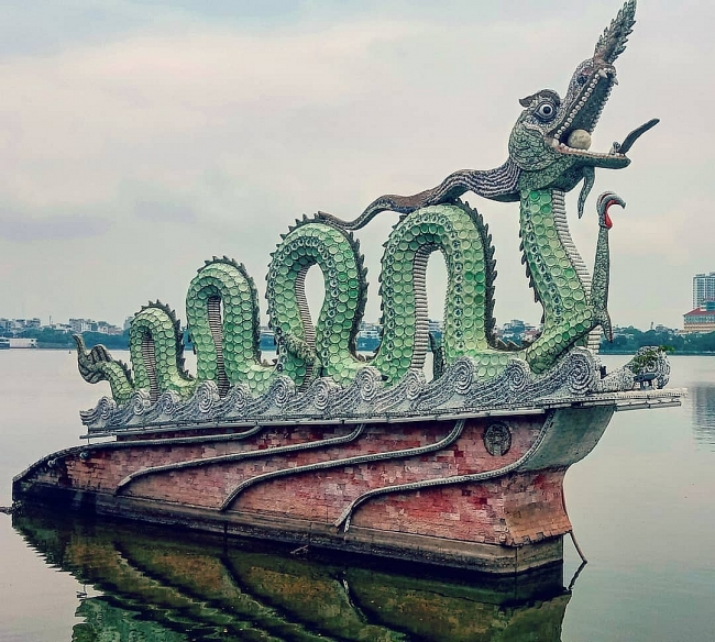 Myths of Vietnam: Here Be Dragons