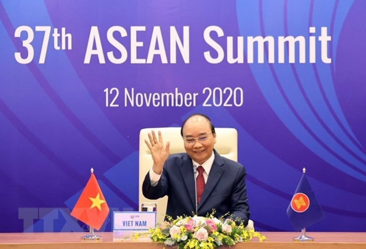 Prime Minister Nguyen Xuan Phuc chairs 37th ASEAN Summit (Source: VNA)