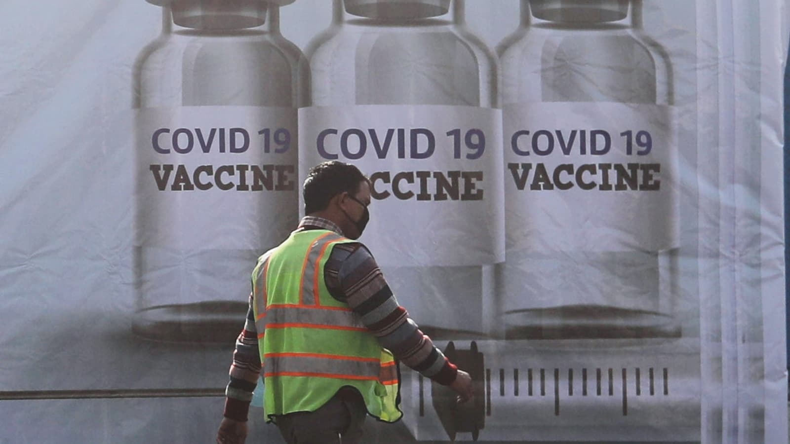 India's drugs regulator on Sunday approved for emergency use two coronavirus vaccines
