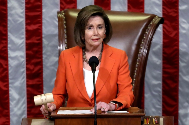 Speaker of the House Nancy Pelosi (Photo: Getty Images)