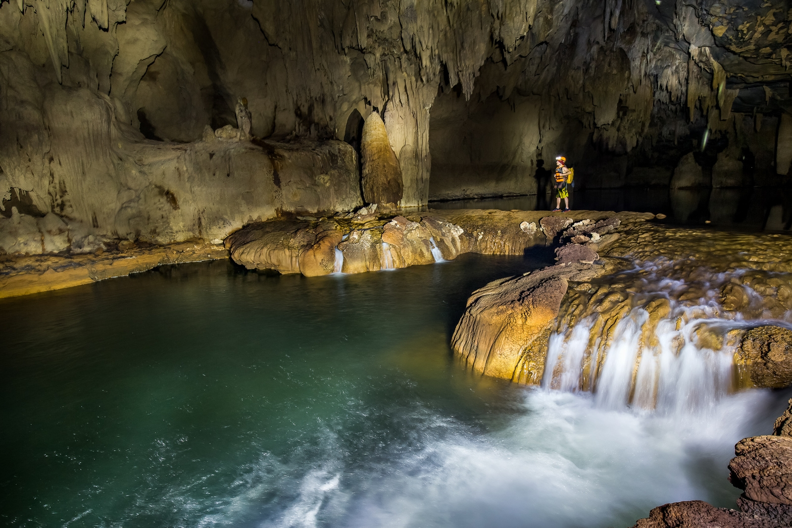 The majestic Kingdom of Caves in Vietnam