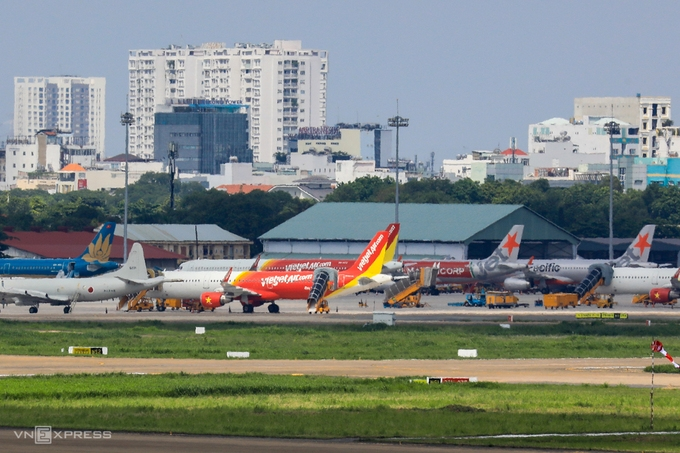 Vietjet is among the world's top 10 safest low-cost airlines (photo: vne)