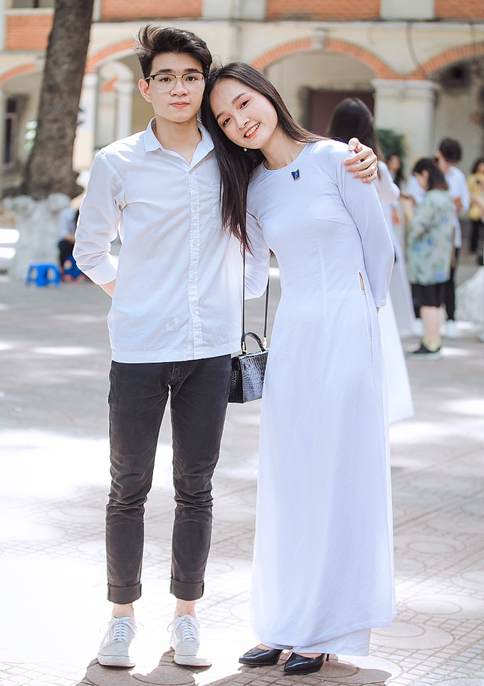 18-year-old Vietnamese students (Photo: VNE)